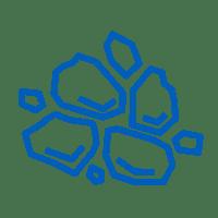 aggregates icon