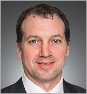 Dan Stover, President (North Division)