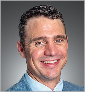 Jake Parson, President (Northeast Division)