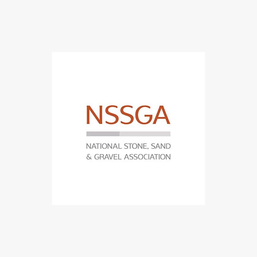 National Stone, Sand & Gravel Association (NSSGA) logo