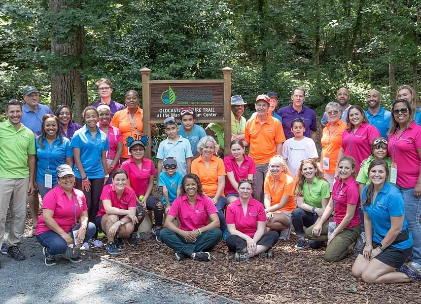 Wildlife habitat council community day