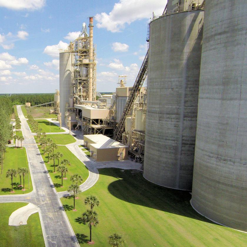 branford cement plant