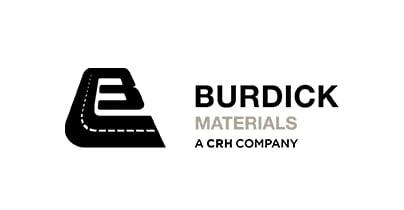 Burdick Materials logo