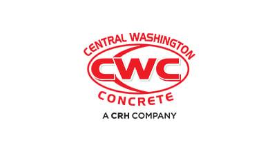 Central Washington Concrete Co. logo