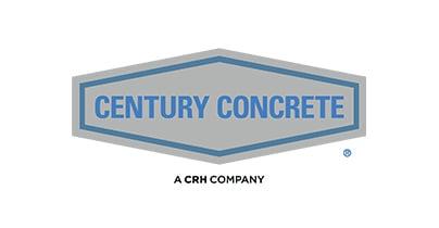Century Concrete logo