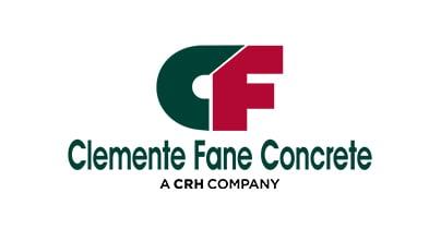 Clemente Fane Concrete logo