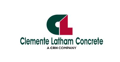 Clemente Latham Concrete logo