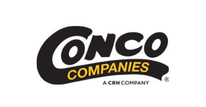 Conco (Concrete Company of Springfield) logo