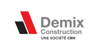 Demix Construction logo
