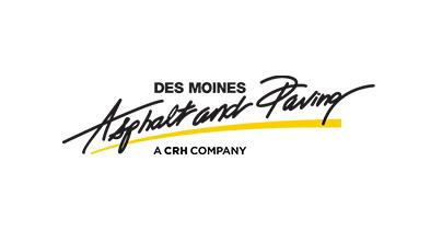 Des Moines Asphalt and Paving logo