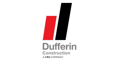 Dufferin Construction Company logo