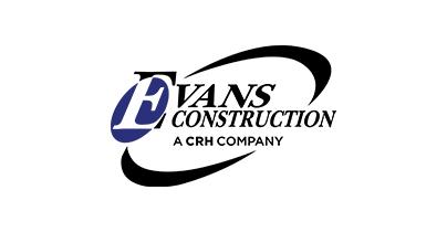 Evans Construction logo