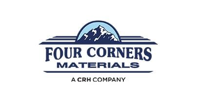 Four Corners Materials logo