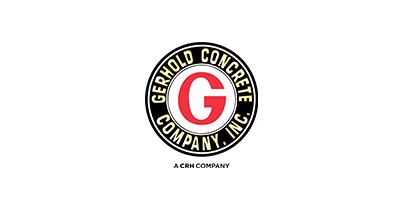Gerhold Concrete Company logo