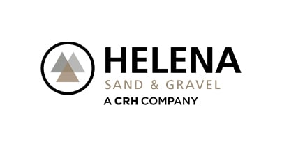 Helena Sand & Gravel logo
