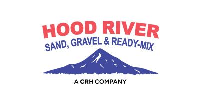 Hood River Sand & Gravel logo