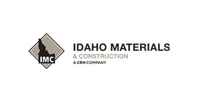 Idaho Materials & Construction logo
