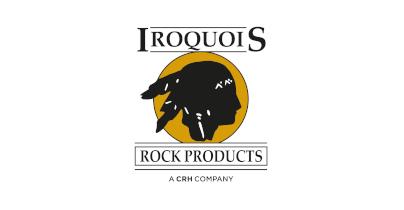 Iriquois Rock Products logo