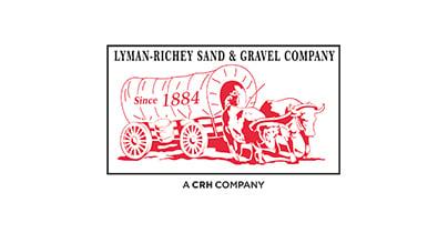 Lyman-Richey Sand & Gravel Company logo