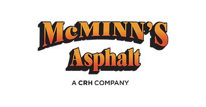 McMinn's Asphalt logo