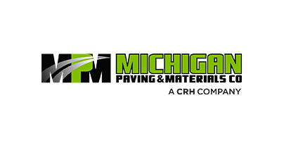 Michigan Paving & Materials logo
