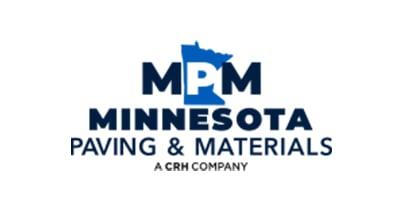 Minnesota Paving and Materials logo