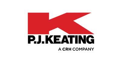 P.J. Keating Co. logo