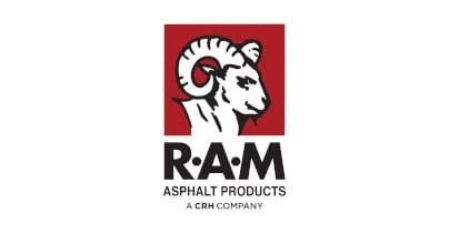 RAM Asphalt Products logo