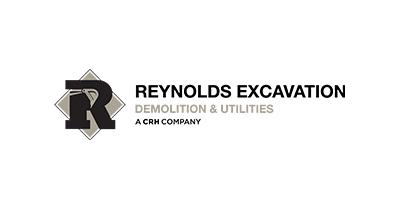 Reynolds Excavation logo
