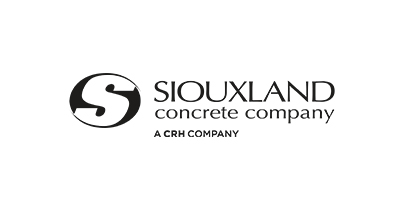 Siouxland Concrete Company logo
