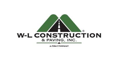 W-L Construction & Paving, Inc. logo
