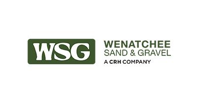 Wenatchee Sand & Gravel logo