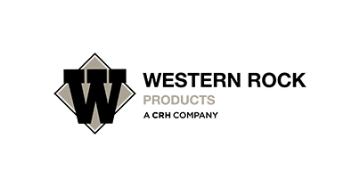 Western Rock Products logo