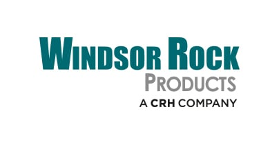 Windsor Rock Products logo